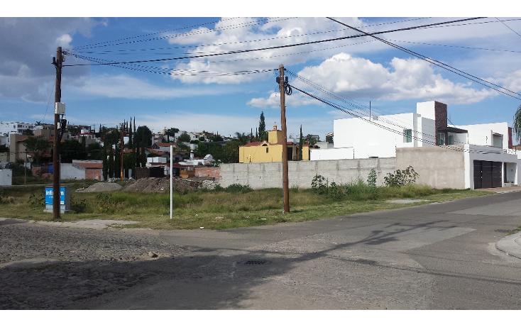 Foto de terreno habitacional en venta en  , villas del mesón, querétaro, querétaro, 1177567 No. 01