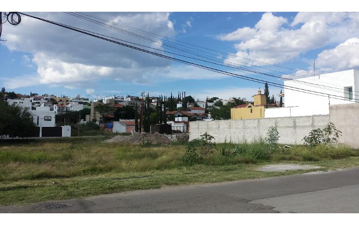 Foto de terreno habitacional en venta en  , villas del mesón, querétaro, querétaro, 1177567 No. 02
