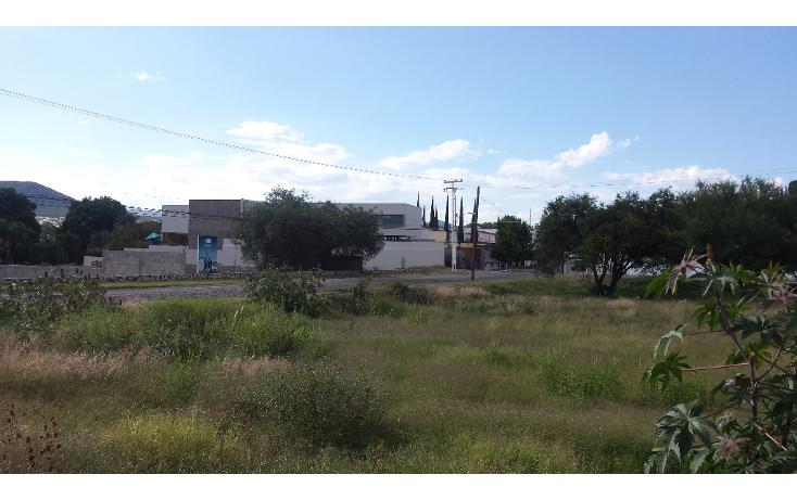 Foto de terreno habitacional en venta en  , villas del mesón, querétaro, querétaro, 1177567 No. 03