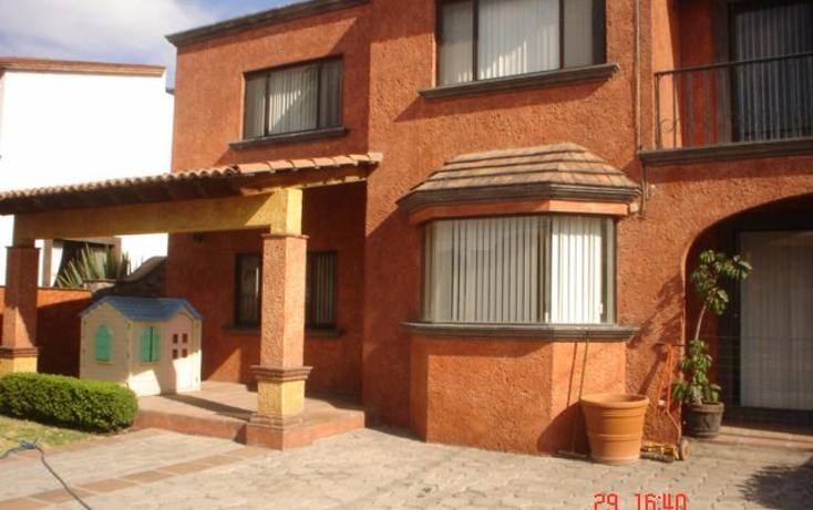 Foto de casa en renta en  , villas del mesón, querétaro, querétaro, 1246357 No. 01