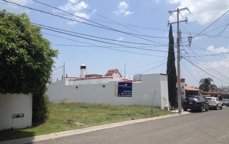 Foto de terreno habitacional en venta en  , villas del mesón, querétaro, querétaro, 1266037 No. 02