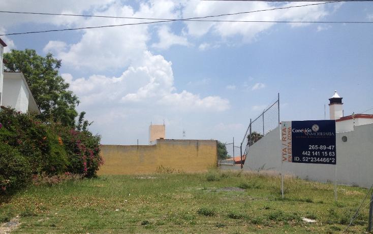 Foto de terreno habitacional en venta en  , villas del mesón, querétaro, querétaro, 1266037 No. 04