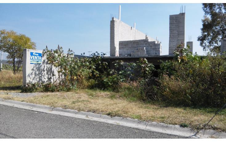 Foto de terreno habitacional en venta en  , villas del mesón, querétaro, querétaro, 1276863 No. 02
