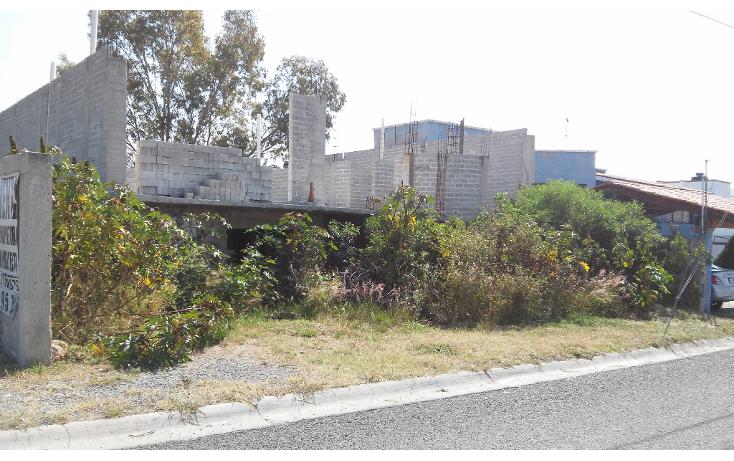 Foto de terreno habitacional en venta en  , villas del mesón, querétaro, querétaro, 1276863 No. 04
