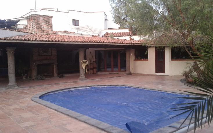 Foto de casa en venta en  , villas del mesón, querétaro, querétaro, 1278607 No. 10