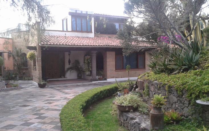 Foto de casa en venta en  , villas del mesón, querétaro, querétaro, 1278607 No. 20