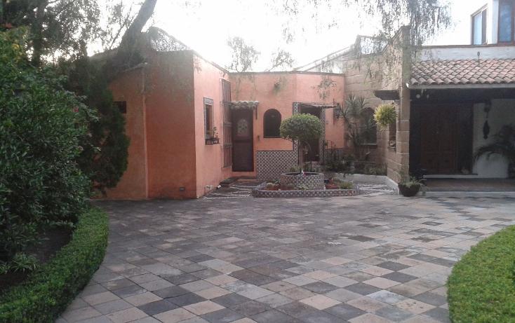 Foto de casa en venta en  , villas del mesón, querétaro, querétaro, 1278607 No. 21