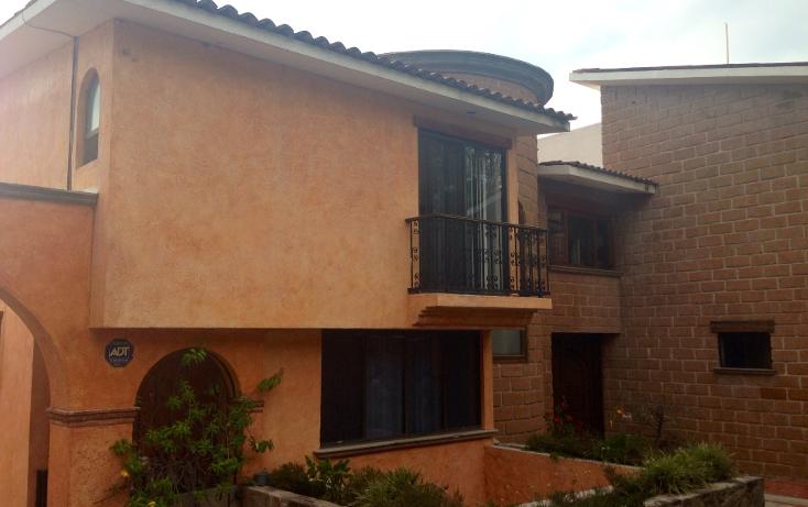 Foto de casa en venta en  , villas del mesón, querétaro, querétaro, 1374497 No. 04