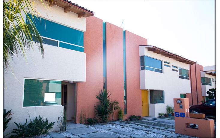 Foto de casa en renta en  , villas del mesón, querétaro, querétaro, 1404181 No. 01