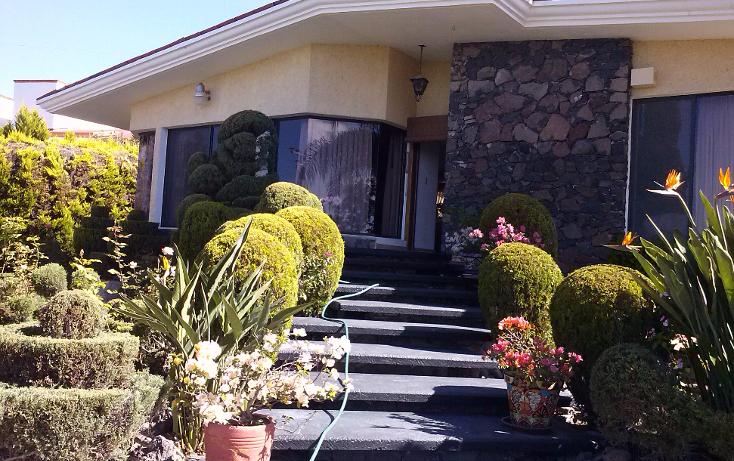 Foto de casa en venta en  , villas del mesón, querétaro, querétaro, 1410173 No. 07