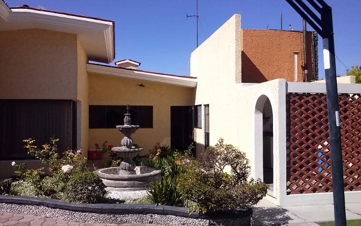 Foto de casa en venta en  , villas del mesón, querétaro, querétaro, 1410173 No. 26