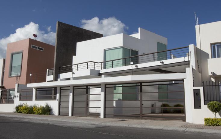 Foto de casa en venta en  , villas del mesón, querétaro, querétaro, 1457041 No. 01