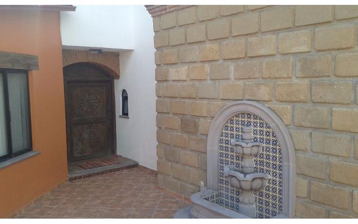 Foto de casa en renta en  , villas del mesón, querétaro, querétaro, 1492633 No. 02