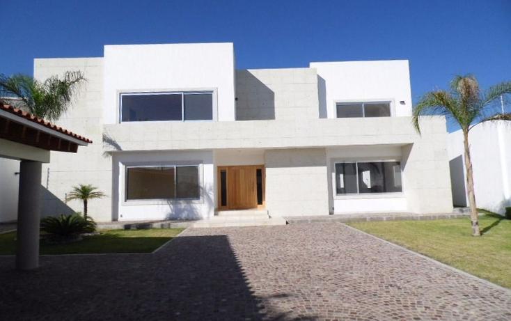 Foto de casa en venta en  , villas del mesón, querétaro, querétaro, 1556670 No. 01