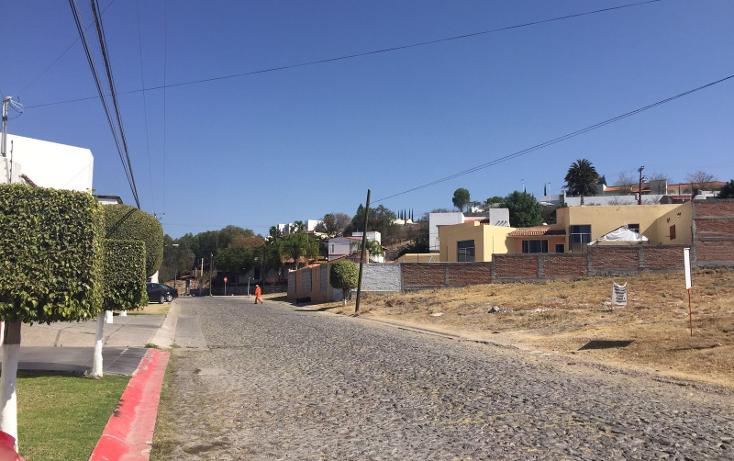 Foto de terreno habitacional en venta en  , villas del mesón, querétaro, querétaro, 1679872 No. 01