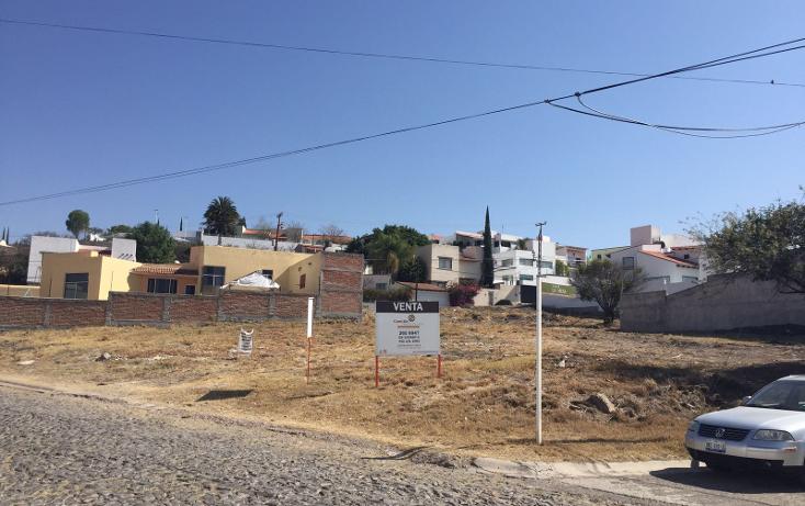 Foto de terreno habitacional en venta en  , villas del mesón, querétaro, querétaro, 1679872 No. 02