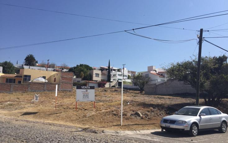 Foto de terreno habitacional en venta en  , villas del mesón, querétaro, querétaro, 1679872 No. 03