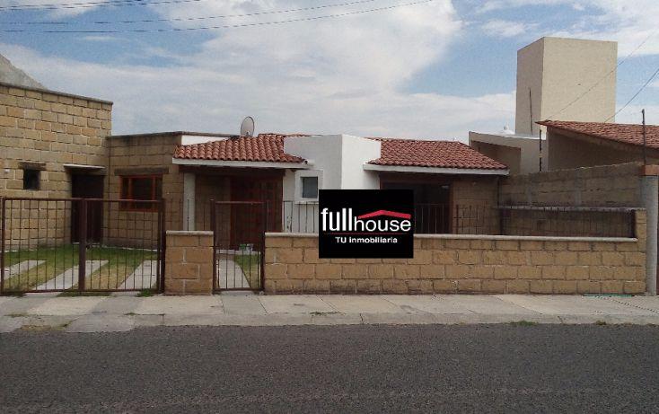Foto de casa en renta en, villas del mesón, querétaro, querétaro, 1783352 no 01
