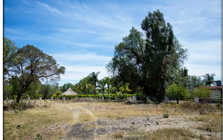 Foto de terreno habitacional en venta en  , villas del mesón, querétaro, querétaro, 1824186 No. 08
