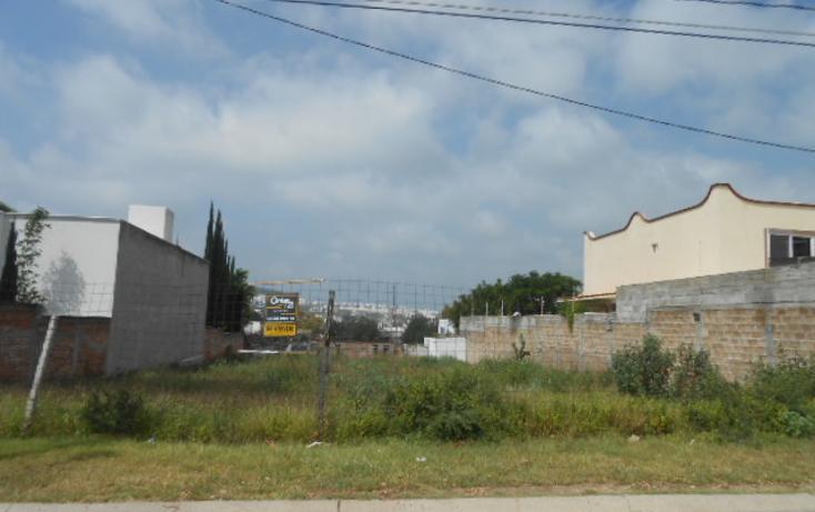 Foto de terreno habitacional en venta en  , villas del mesón, querétaro, querétaro, 1855720 No. 01