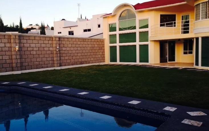 Foto de casa en venta en  , villas del mesón, querétaro, querétaro, 1959745 No. 02