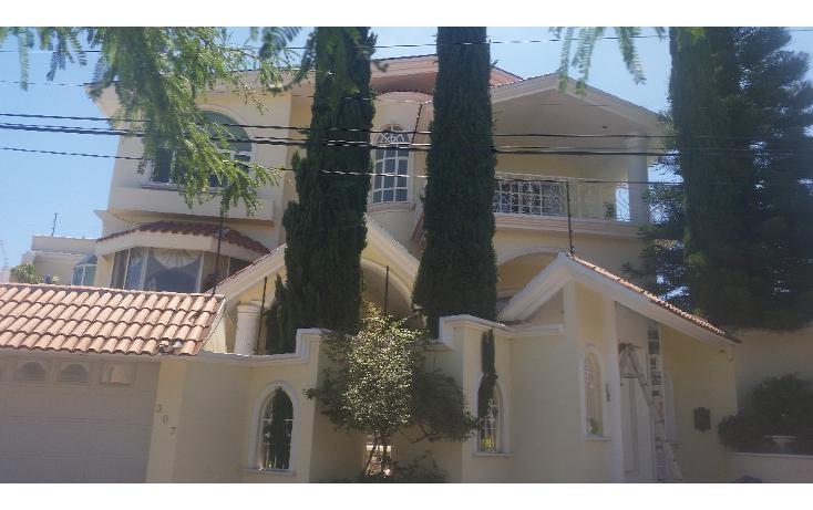 Foto de casa en renta en  , villas del mesón, querétaro, querétaro, 2015708 No. 01