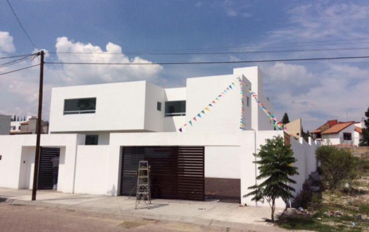 Foto de casa en venta en, villas del mesón, querétaro, querétaro, 2036976 no 01