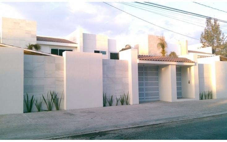 Foto de casa en renta en  , villas del mesón, querétaro, querétaro, 616197 No. 01