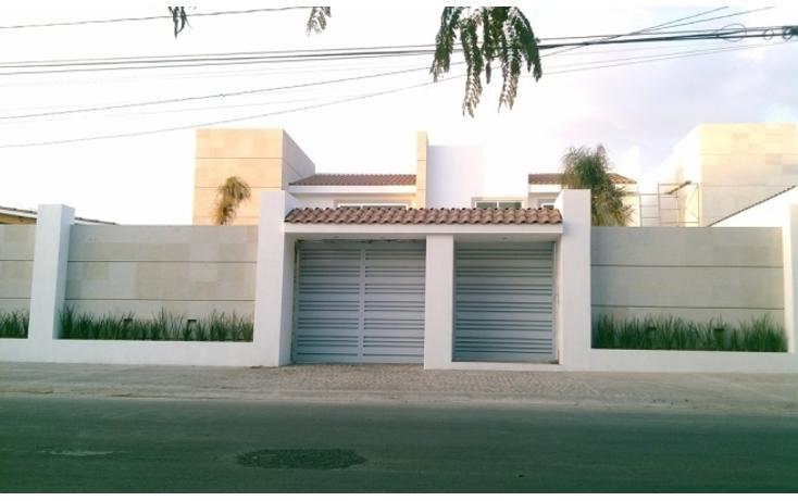Foto de casa en renta en  , villas del mesón, querétaro, querétaro, 616198 No. 01