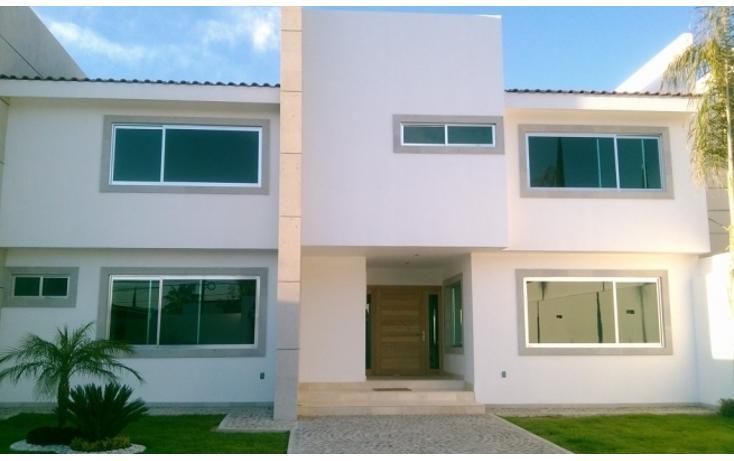 Foto de casa en renta en  , villas del mesón, querétaro, querétaro, 616198 No. 02