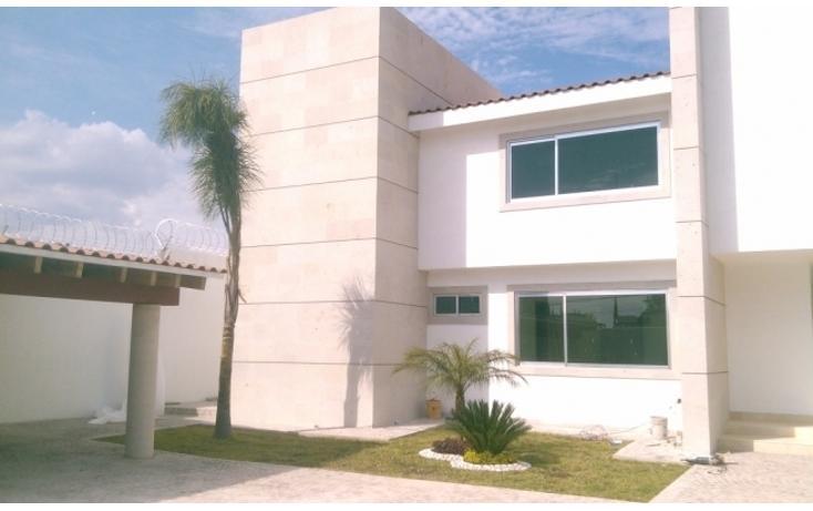 Foto de casa en renta en  , villas del mesón, querétaro, querétaro, 616198 No. 04