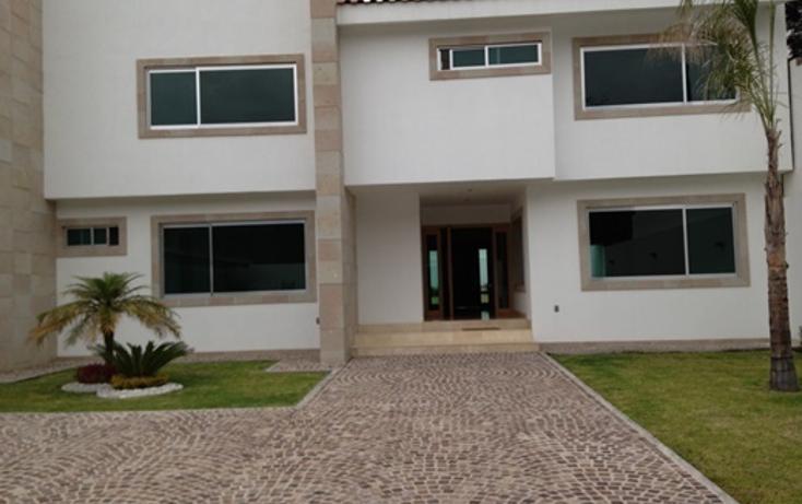 Foto de casa en renta en  , villas del mesón, querétaro, querétaro, 801491 No. 01