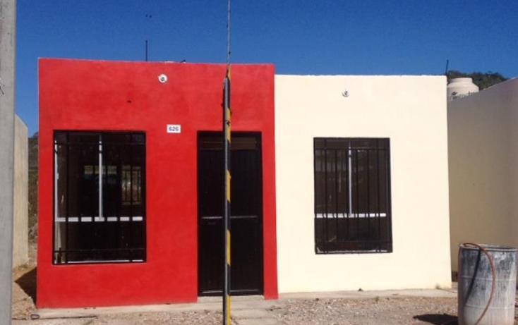Foto de casa en venta en  , villas del mineral, rosario, sinaloa, 1783868 No. 02