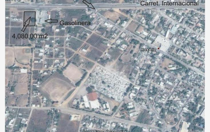 Foto de terreno habitacional en venta en  , villas del mineral, rosario, sinaloa, 828063 No. 01