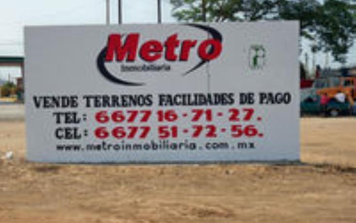 Foto de terreno habitacional en venta en  , villas del mineral, rosario, sinaloa, 828063 No. 02