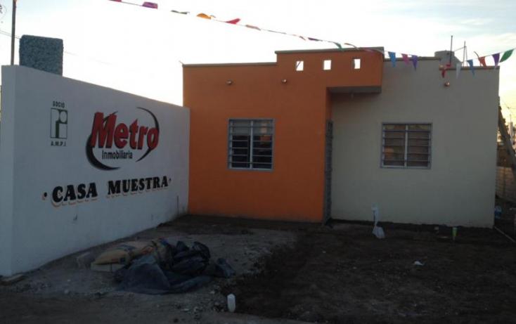 Foto de casa en venta en, villas del mineral, rosario, sinaloa, 834995 no 03