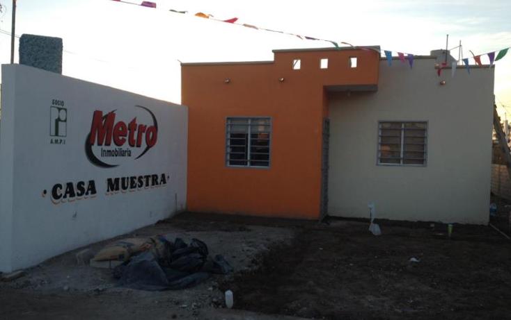 Foto de casa en venta en  , villas del mineral, rosario, sinaloa, 834995 No. 03