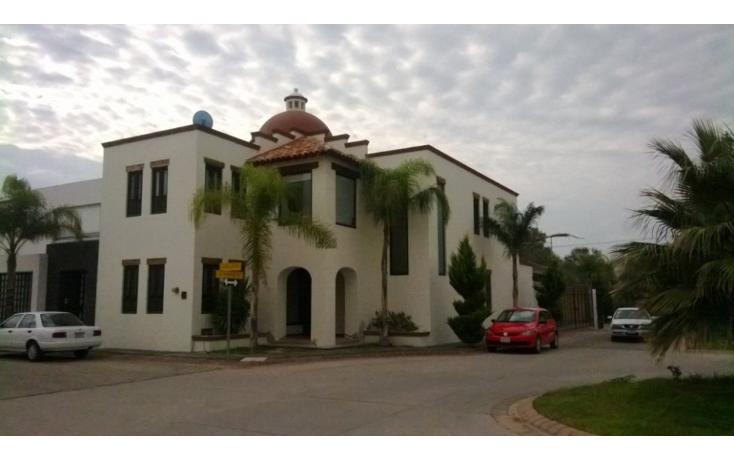 Foto de casa en renta en  , villas del molino, jesús maría, aguascalientes, 1128605 No. 01