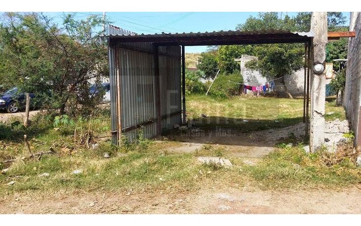 Foto de terreno habitacional en venta en  , villas del molino, tepic, nayarit, 1336629 No. 01