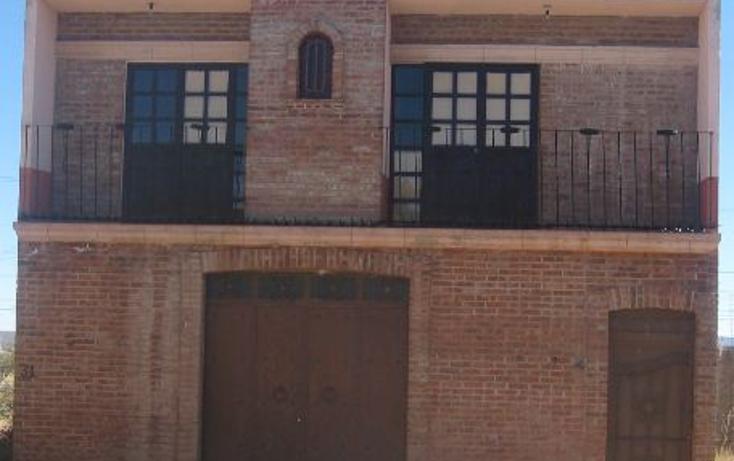Foto de casa en venta en  , villas del monasterio, guadalupe, zacatecas, 1170233 No. 01