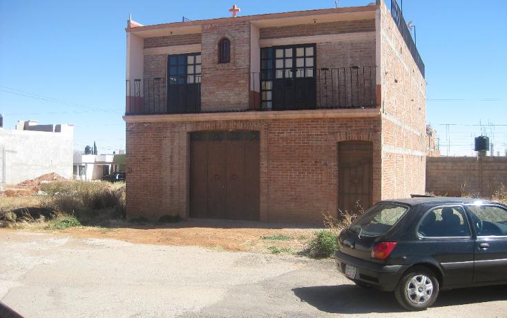 Foto de casa en venta en  , villas del monasterio, guadalupe, zacatecas, 1170233 No. 05