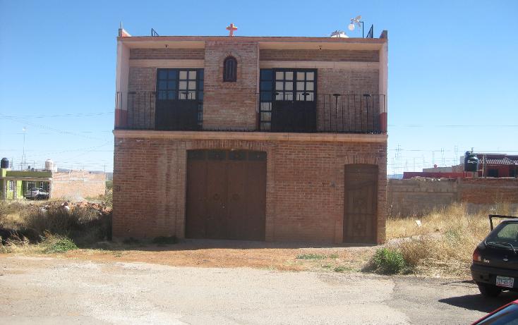 Foto de casa en venta en  , villas del monasterio, guadalupe, zacatecas, 1170233 No. 06