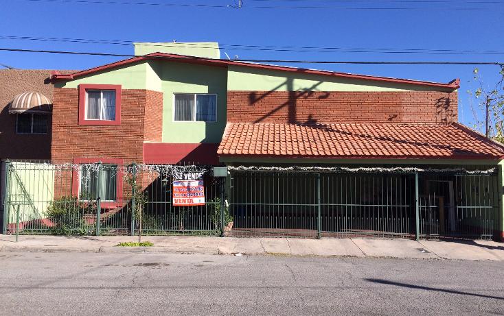 Foto de casa en venta en  , villas del norte, chihuahua, chihuahua, 1521304 No. 01