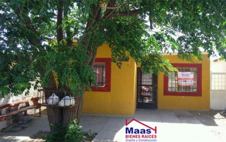 Foto de casa en venta en, villas del norte, juárez, chihuahua, 1955992 no 01