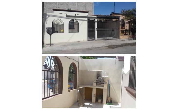 Foto de casa en venta en  , villas del palmar, hermosillo, sonora, 1979260 No. 01