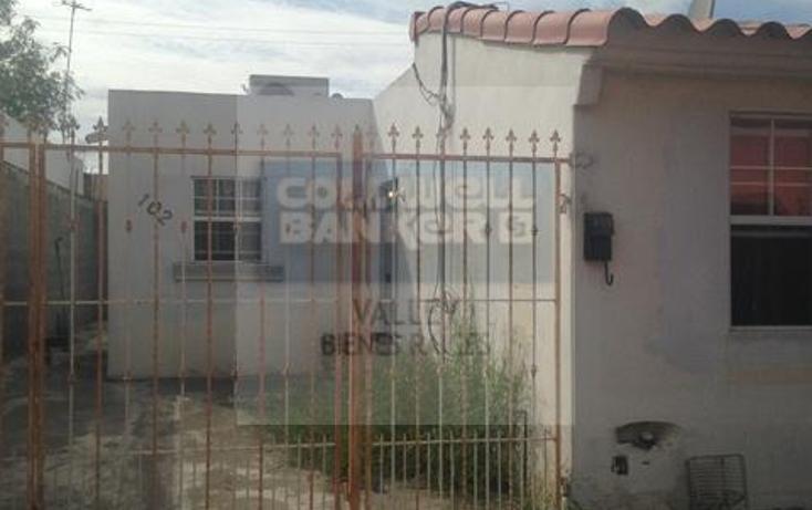 Foto de casa en venta en  , villas del palmar, reynosa, tamaulipas, 1845224 No. 01