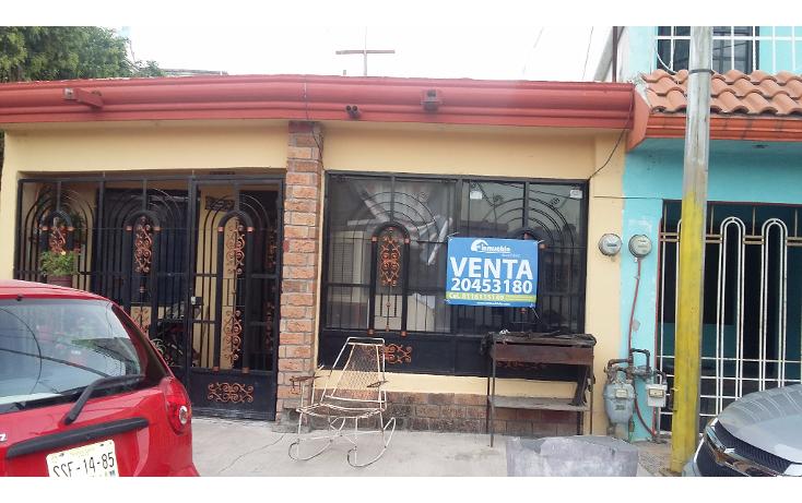 Foto de casa en venta en  , villas del parque, general escobedo, nuevo león, 1252809 No. 01