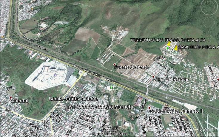 Foto de terreno habitacional en venta en  , villas del parque, tepic, nayarit, 1738330 No. 04