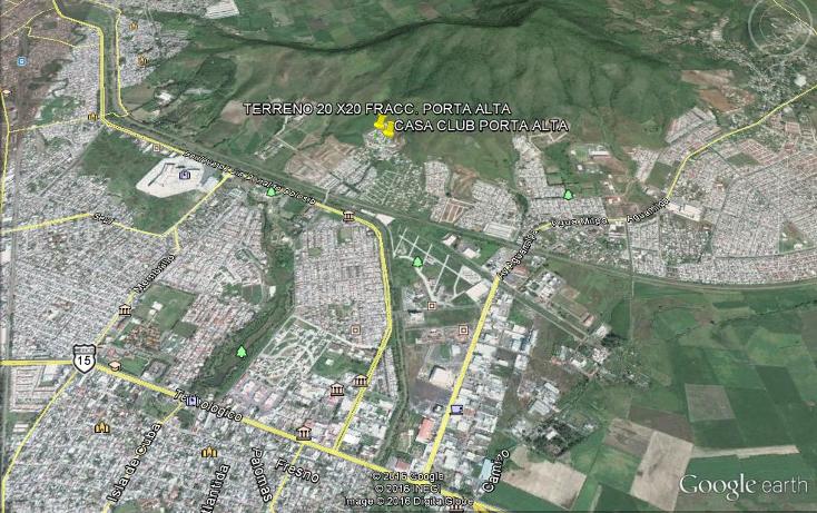 Foto de terreno habitacional en venta en  , villas del parque, tepic, nayarit, 1738330 No. 05