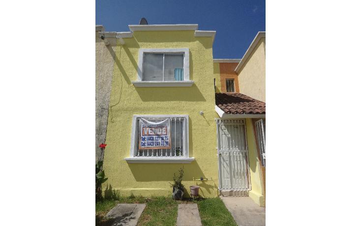 Foto de casa en venta en  , villas del pedregal ii, morelia, michoac?n de ocampo, 1741554 No. 01